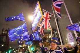 Resmi Cerai dari Uni Eropa, Bursa Saham Inggris Diramal…