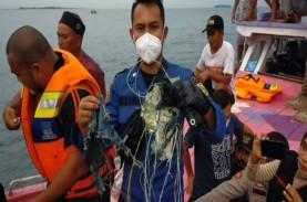 Ada Serpihan Pesawat di Lokasi Sriwijaya SJ182 Hilang.…