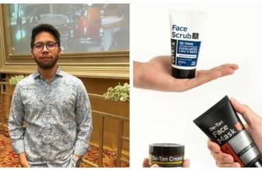 Jual Skincare dari India, Pria Ini Sukses Kantongi Omzet Rp500 juta per bulan