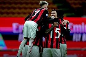 Hasil Liga Italia : Milan Hajar Torino, Atalanta Gusur…