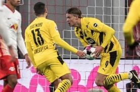 Hasil Bundesliga : Dortmund Selamatkan Munchen, Schalke…