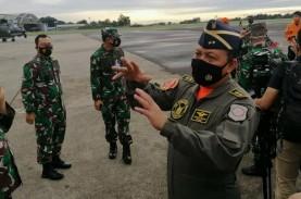Cari Pesawat Sriwijaya Air yang Jatuh, TNI AU Kerahkan…