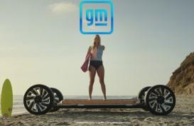 General Motors Perbarui Logo dan Kampanye Baru