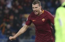 Prediksi Susunan Pemain Roma vs Inter: Dzeko vs Lukaku, Siapa Bikin Gol?