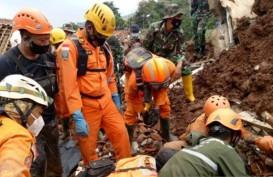 Korban Longsor Sumedang, Sudah 13 Orang Ditemukan Tewas