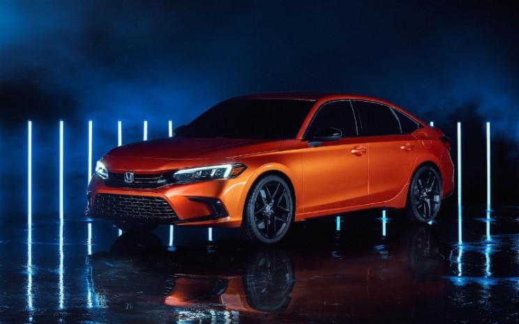 Honda Civic generasi ke-11.  - Honda