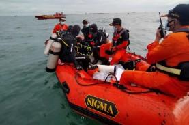 Black Box Sriwijaya Air Ditemukan, Dua Sinyal jadi…
