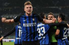 Hasil Liga Italia : Inter Makin Ditinggal Milan, Skor 2–2 vs Roma
