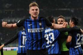 Hasil Liga Italia : Inter Makin Ditinggal Milan, Skor…