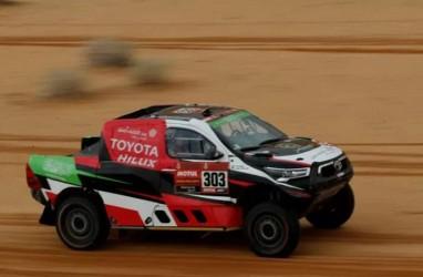 Hasil Reli Dakar : Dilewati Yazeed, Peterhansel Tetap Memimpin