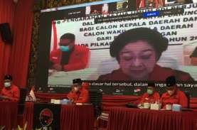 HUT Ke-48 PDIP : Megawati Kritik Akurasi Data