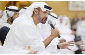 Putra Mahkota Abu Dhabi Berbelasungkawa untuk Indonesia