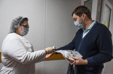 Varian Baru Virus Corona Terdeteksi di Rusia