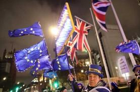 Brexit Bikin Daya Tarik Inggris Sebagai Pusat Bisnis…