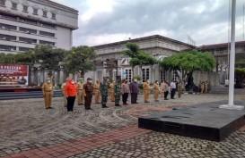 Semarang Siapkan Pasukan Pengamanan PPKM