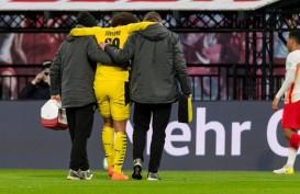 Borussia Dortmund Kehilangan Axel Witsel Hingga Akhir Musim