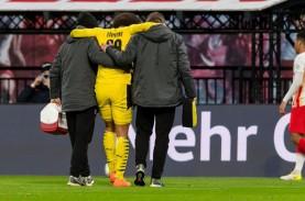 Borussia Dortmund Kehilangan Axel Witsel Hingga Akhir…