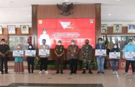 Bank Jateng Wonogiri Salurkan Beasiswa kepada 600 Mahasiswa Berprestasi