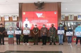 Bank Jateng Wonogiri Salurkan Beasiswa kepada 600…