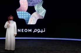Sistem Mobilitas Otonom, Arab Saudi Rancang Kota Niremisi…