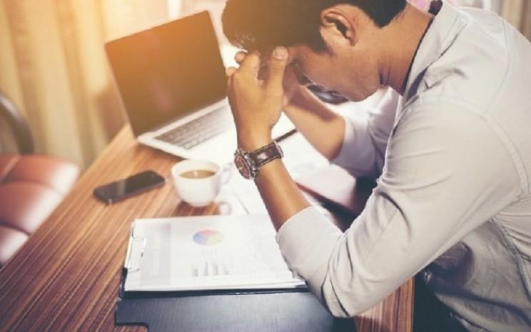 Kelelahan menjadi salah satu gejala yang dialami pasien Covid-19 setelah 6 bulan  -  Antara