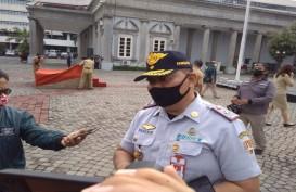 Pembatasan Kegiatan Masyarakat, Dishub Semarang Perketat Pengawasan