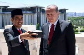 Presiden Erdogan Uninstall Whatsapp
