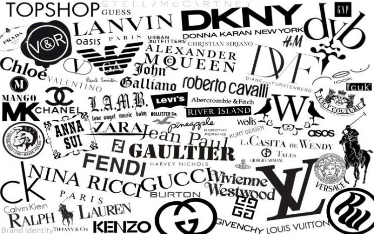 Brand-brand fesyen ternama. - tdsblo.com