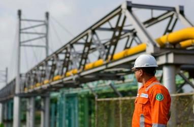 PGN Targetkan Penyelesaian Proyek Infrastruktur Strategis 2021-2023