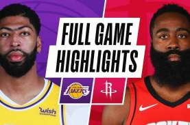 Hasil Basket NBA : Pulih dari Cedera, Davis Bawa Lakers…