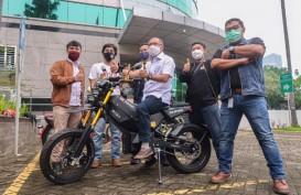Elbike Siap Layani Konversi Sepeda Motor Konvensional ke Listrik