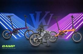 Roda Maju Proyeksi Permintaan Sepeda Melambat, Harga Turun