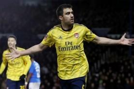 Keinginan Betis Gaet Sokratis dari Arsenal Terhalang…