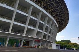 DKI Jakarta PSBB Ketat Lagi, Fasilitas Olahraga GBK…