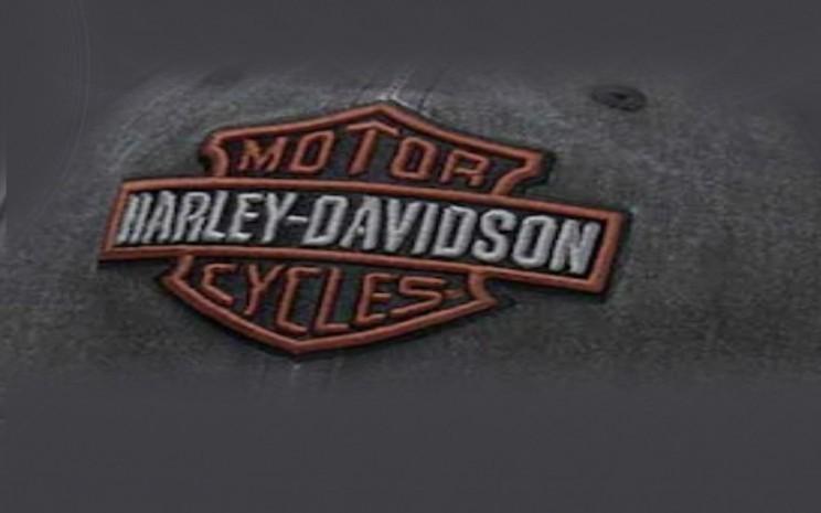 Logo Harley Davidson.  - harley davidson