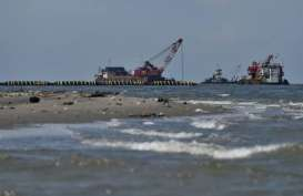 PUPR Rampungkan Desain Tanggul Laut Tahap II Tahun Ini