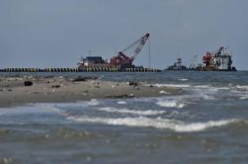 PUPR Rampungkan Desain Tanggul Laut Tahap II Tahun…
