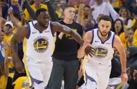 Hasil Basket NBA, Lee Penentu Kemenangan Warriors vs Raptors