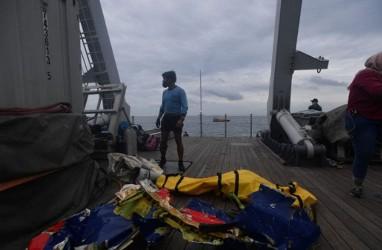 KNKT Persempit Area Pencarian Kotak Hitam Sriwijaya Air