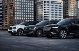 Berkat Mobil Listrik, Penjualan Volvo di Paruh Kedua Melejit