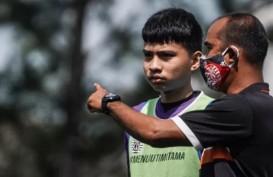Tim Muda Persija Tetap Berlatih di Tengah Pandemi
