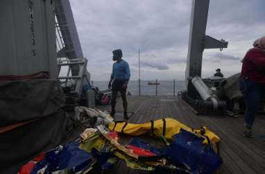 Cek Fakta : Video Detik-detik Pesawat Sriwijaya Air Jatuh ke Laut
