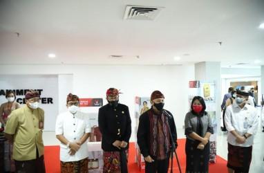 Dukung Gernas BBI 2021, Bandara I Gusti Ngurah Rai Bali Jadi Lokasi Peluncuran Kampanye