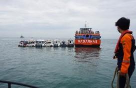 Basarnas Evakuasi 74 Kantong Jenazah Korban Kecelakaan Sriwijaya Air SJ 182