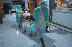 Okupansi ICU Rumah Sakit Penanganan Covid-19 di Banten…