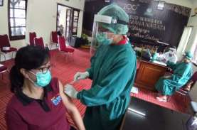 Vaksinasi Covid-19 di Jateng Dimulai Kamis, 14 Januari.…