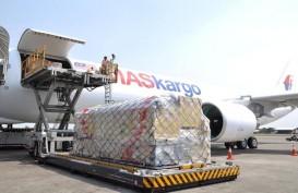 MASkargo Angkut 20 Ton Test Kit Covid-19 dari Seoul ke Jakarta