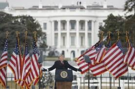Trump dan Pence Sepakat Bekerja Sama sampai Akhir…