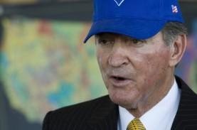 Bos Freeport-McMoRan James Moffett Wafat, Begini Sejarah…