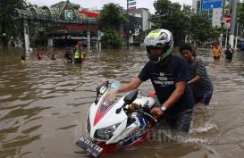 Curah Hujan Tinggi, Empat Daerah di Sumbar Dilanda Banjir